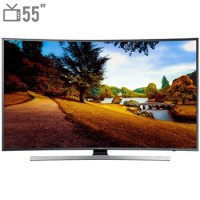 تلویزیون ال ای دی هوشمند سامسونگ مدل 55MU7980 - سایز 55 اینچ