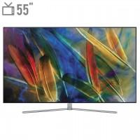 تلویزیون کیولد هوشمند سامسونگ مدل 55Q77 QLEDسایز 55 اینچ